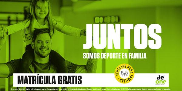 Grupo BeOne/Serviocio lanza una campaña de captación con matrícula gratuita y garantía de devolución