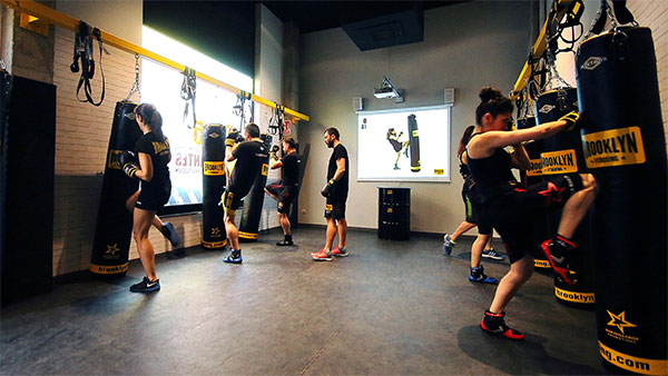 Brooklyn Fitboxing se expande a ritmo de gimnasio por semana