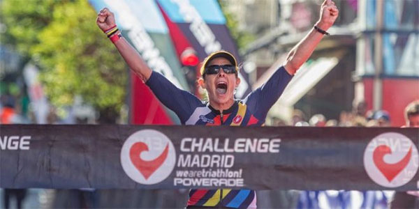 El Europeo de Triatlón de larga distancia se celebrará en Madrid