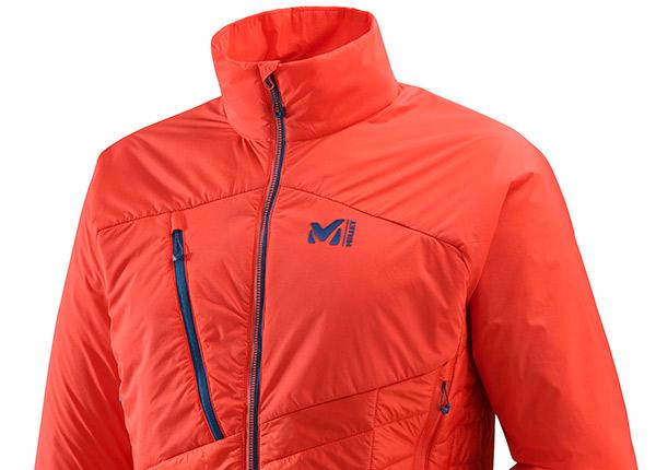 Millet presentará en Ispo las primeras chaquetas con tejido Polartec Power Fill