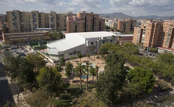 Forus sucede a Gaia en la gestión del centro deportivo El Torcal de Málaga