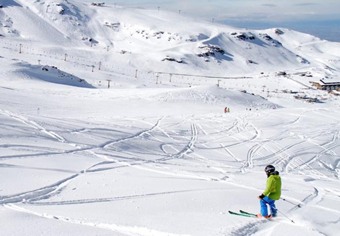Las estaciones de esquí españolas hacen un balance positivo de las fiestas navideñas