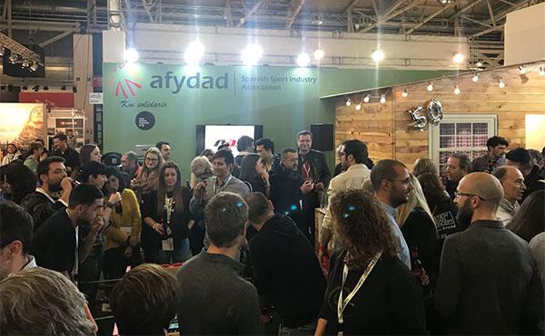 Nuevo llenazo en la fiesta de Afydad de la Ispo 2018