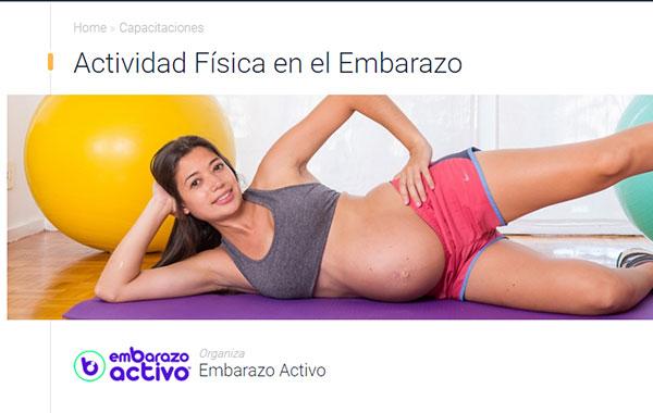 Embarazo Activo presenta sus nuevas formaciones online