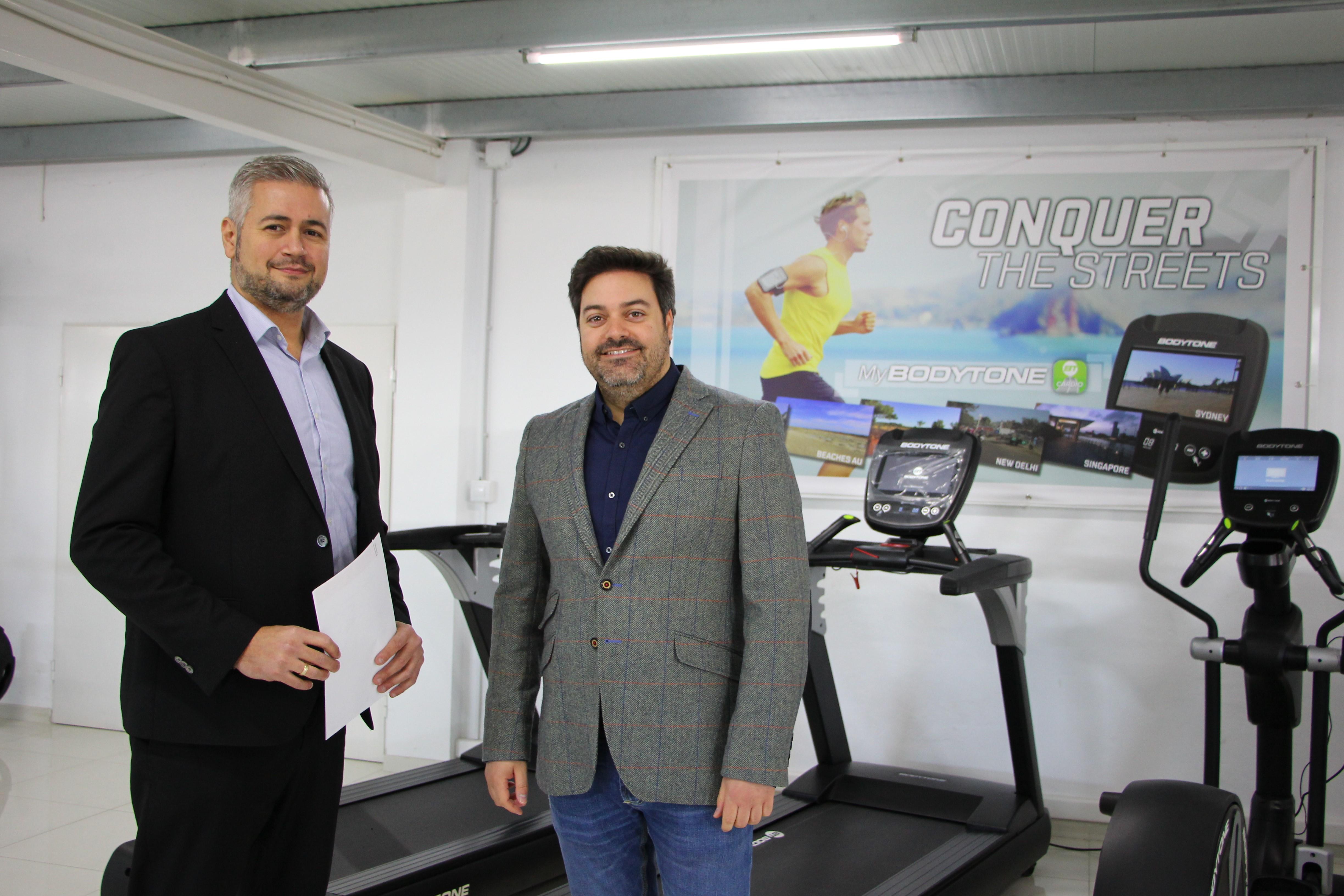 Acuerdo entre Bodytone y Master D para potenciar las oportunidades laborales en el mercado del fitness