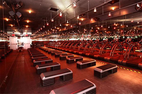 El gimnasio, nuevo centro de reuniones de los ejecutivos de Wall Street