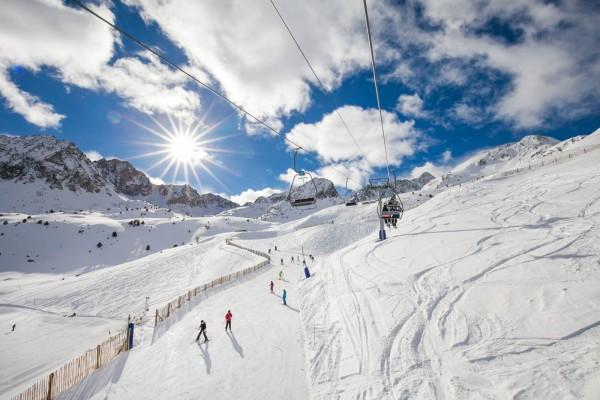 Grandvalira se mantiene como la extensión esquiable abierta más grande del sur de Europa