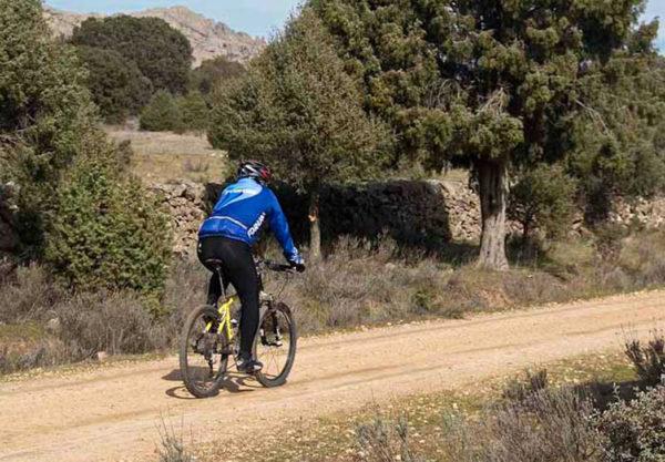 Convocan una concentración en defensa del uso de la bicicleta en Guadarrama