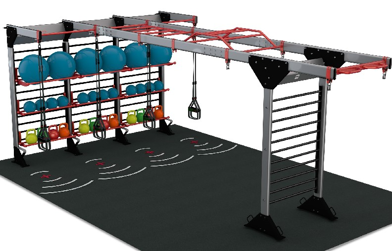 BH Fitness lanza una estructura funcional