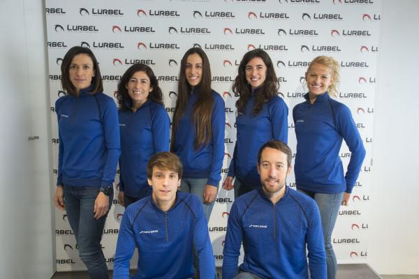 Lurbel Team estrena siete atletas y un nuevo patrocinador