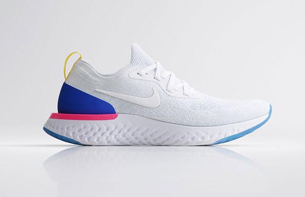 La primera zapatilla de running con la tecnología Nike React llega al mercado