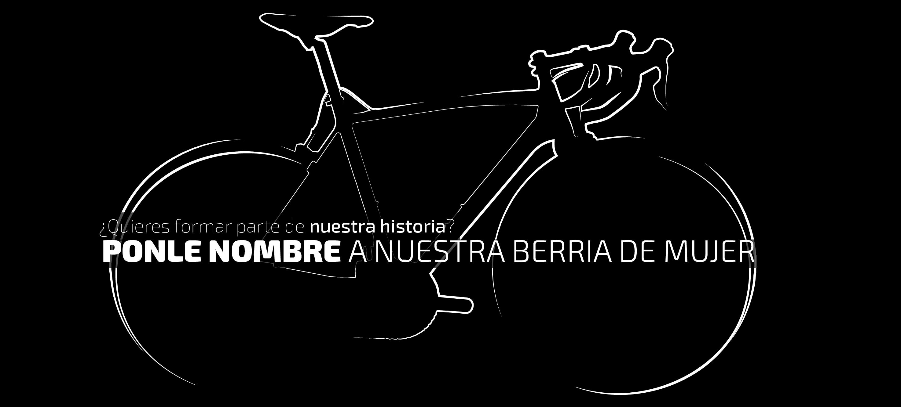 Berria Bike busca nombre para bicicleta de mujer