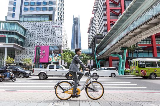 oBike crea una criptomoneda para pagar trayectos en bicicleta