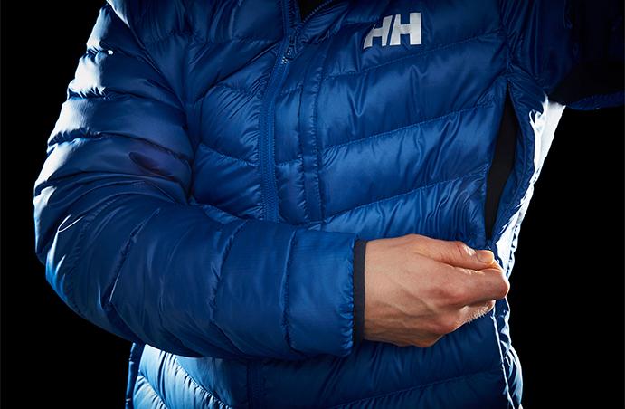 Helly Hansen incorpora el sistema de regulación de temperatura H2Flow en sus prendas de montaña