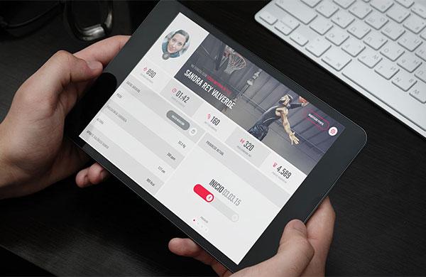 El gimnasio online y la pulsera TG Band de Trainingym serán realidad el próximo junio