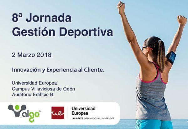 Valgo organiza la 8ª Jornada en Gestión Deportiva