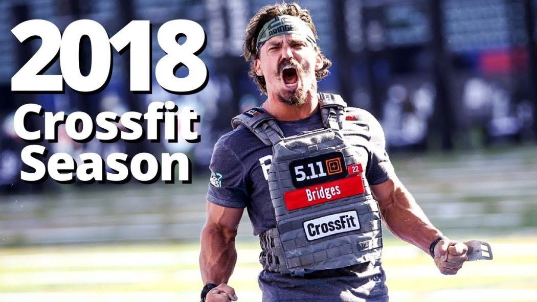 Así es el Calendario de CrossFit 2018