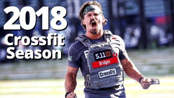Calendario de las competiciones de CrossFit 2018