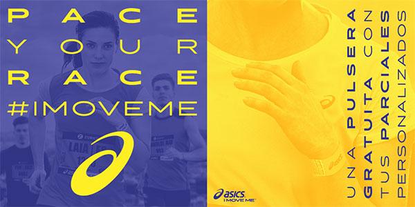 Asics ofrece gratis Pace Your Race a todos los corredores del Maratón de Barcelona