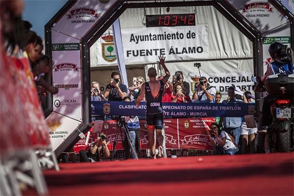 Crown Sport Nutrition, nuevo colaborador del club de triatlón de la Universidad de Alicante