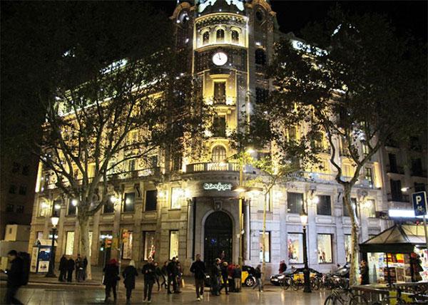 El Corte Inglés abandonará la Rambla de Barcelona en marzo