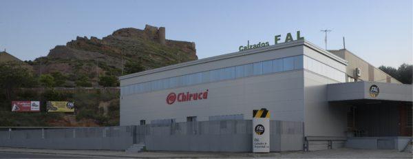 Chiruca consigue el sello completo de Huella de Carbono