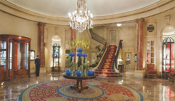 El Hotel Ritz incluirá un gimnasio y una piscina en su reforma de 99 millones de euros