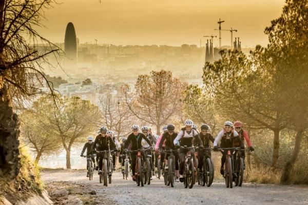 Doménica llevará a 30 mujeres a la Titan Desert by Garmin 2018