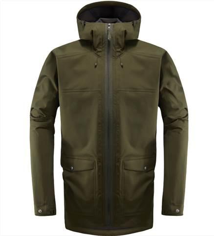Haglöfs gana un ISPO por su chaqueta ecológica