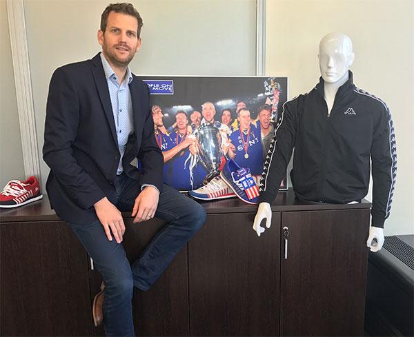 Kappa lanzará una colección para deportes individuales y de raqueta
