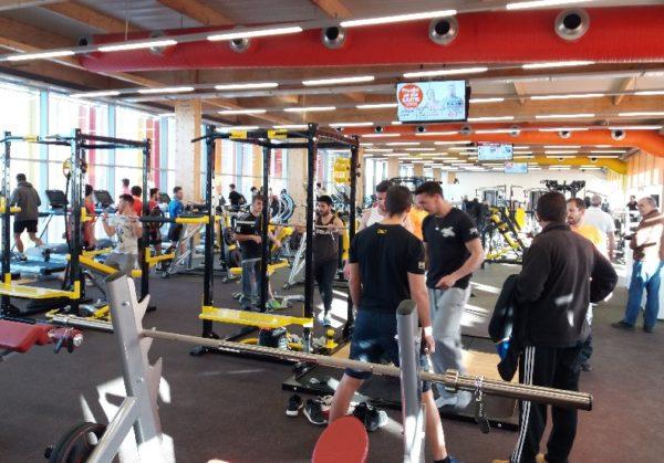 La Milla Sport y BH Fitness renuevan el gimnasio del Complejo Espartales
