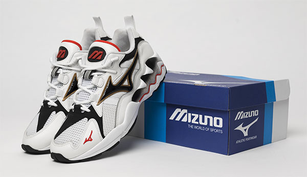 Mizuno lanza su primera colección de sneakers