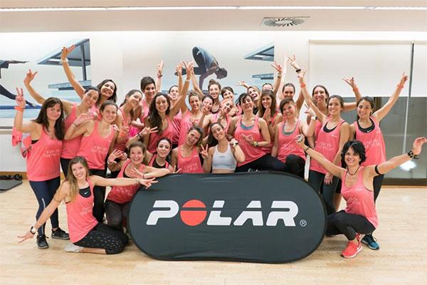 Polar pone en marcha su Fitness Tour solo para mujeres