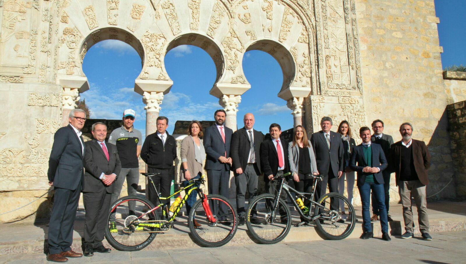 La Andalucía Bike Race bate su récord de inscritos