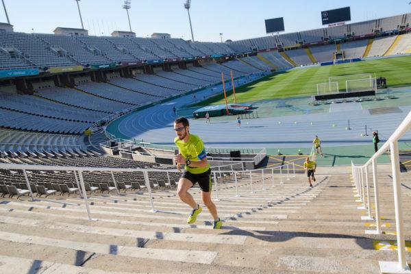 La Salomon Run 2018 traza un recorrido de alta exigencia