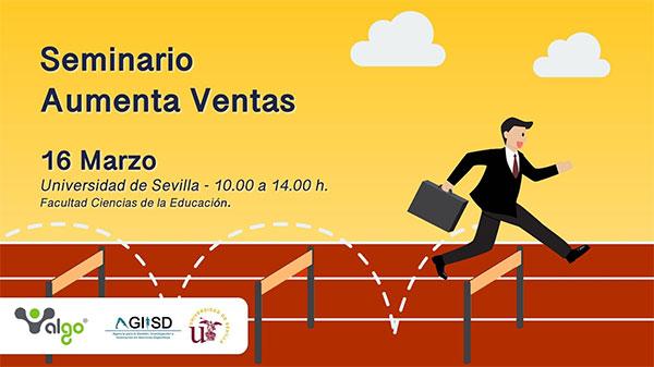 El Seminario Aumenta Ventas de Valgo viaja a Sevilla
