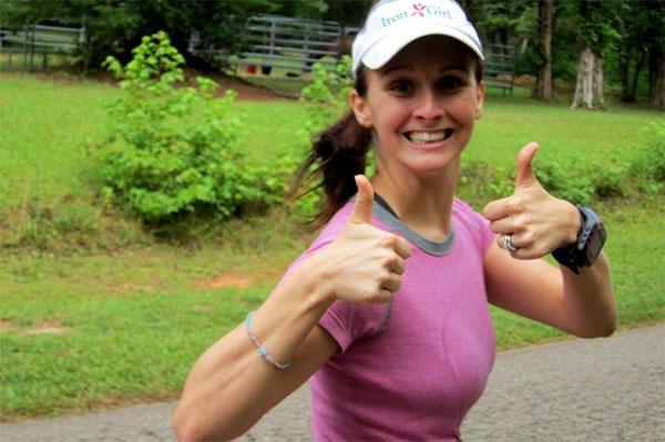 Sonreír permite correr de forma más eficiente
