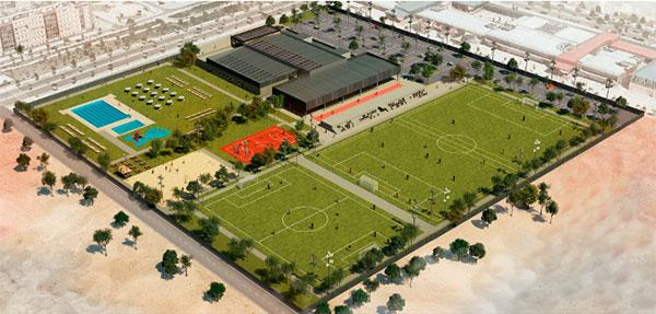Supera invertirá 32 millones de euros en cuatro nuevos centros deportivos