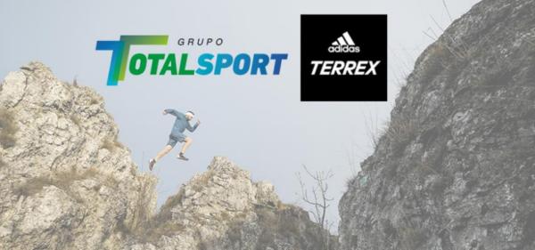 Totalsport colaborará en la comercialización de la línea 'Terrex' de Adidas