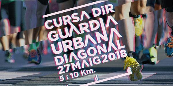 Inscripciones abiertas para la VI Carrera Dir Guardia Urbana Diagonal
