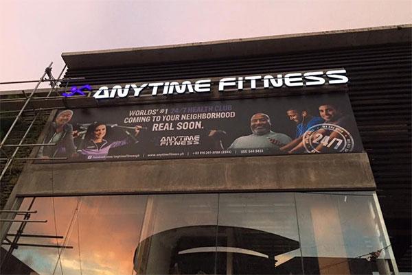Anytime Fitness se propone operar en los 7 continentes