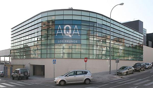 El centro deportivo Aqa Los Prunos confía su renovación a Matrix