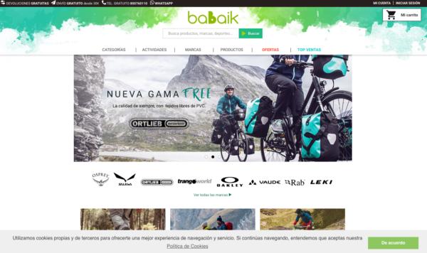 """Babaik: """"La guerra de precios es insostenible para las pequeñas tiendas online"""""""