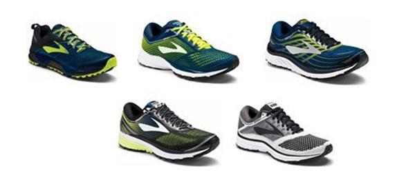 Sprinter incorpora la marca Brooks en su sección de running