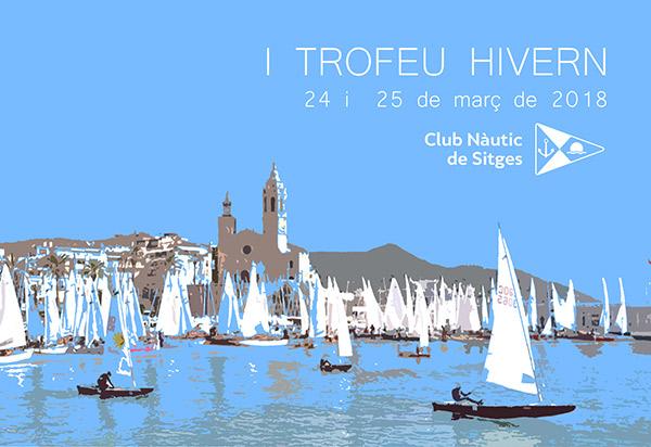 Convocan el Trofeo Hivern en Sitges