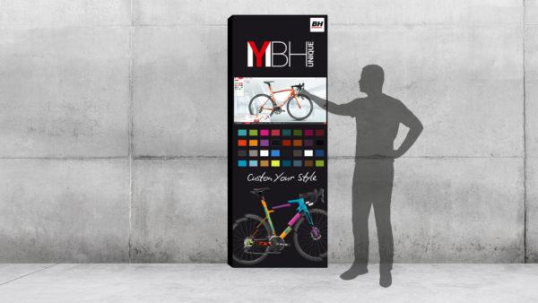 BH Bikes amplia las posibilidades de personalización de sus bicicletas
