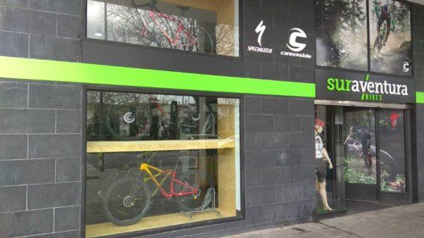 Suraventura Bikes Córdoba se muda a un local más amplio