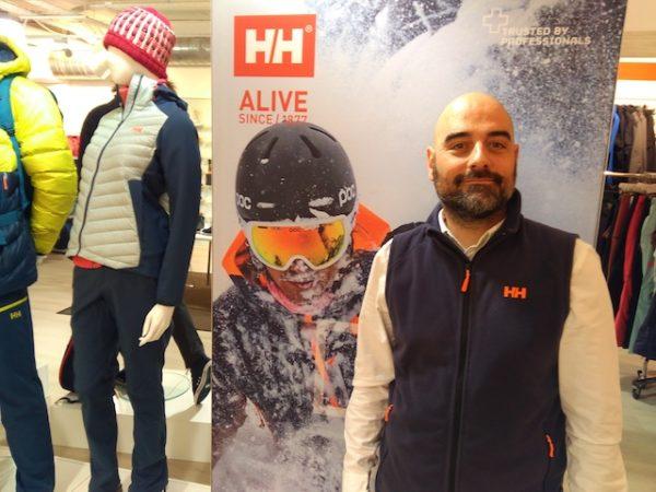 Helly Hansen cierra el invierno con un aumento del 23% de las ventas