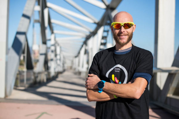 Jaume Leiva correrá la Salomon Run Barcelona 2018