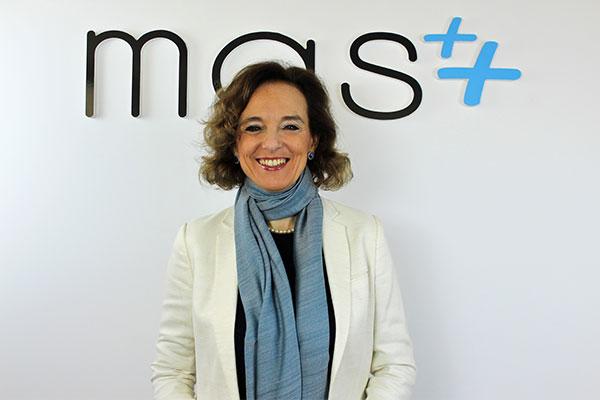 """Mª Ángeles de Santiago: """"Que la igualdad llegue a ser real depende de nosotras"""""""